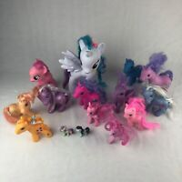 My Little Pony ~ vintage retro Mixed Lot of 15 baby ponies HG11