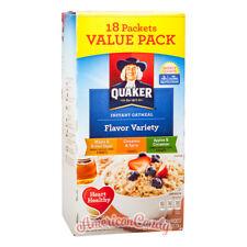 1x 404g Quaker Avoine Flavor Variété USA ( 22,25€/ kg)