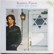 ALBERTO FORTIS - Carta del cielo - LP VINYL 1990 NEAR MINT CONDITION UNPLAYED