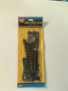 Model Power, remote control switch left with replaceable motor #50. NIP (11B)