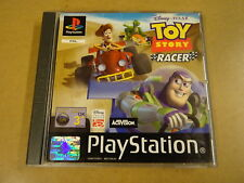 PS1 GAME / TOY STORY RACER - DISNEY/PIXAR'S (PLAYSTATION 1)