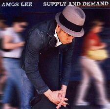 Amos Lee : Supply And Demand CD (2007)
