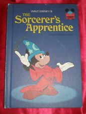 CLASSIC DISNEY'S SORCERERS APPRENTICE NICE CLEAN EUC Other titles available