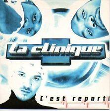 (671F) La Clinique, C'est Reparti - 1999 CD