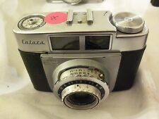 RANGE finder fotocamera 35mm COLORA ZEISS IKON Novar 1:3,5 F 45mm Obiettivo 8