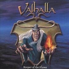 Valhalla  Keeper of the Flame CD RARE ORIGINAL PRIVATE NORTH DAKOTA POWER METAL