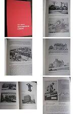 Berlin-100 Jahre Materialprüfung in Berlin Bundesanstalt BAM- Buchausgabe-Fotos