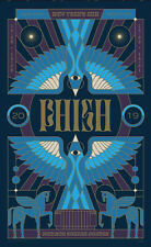 Phish Poster New York MSG New Years 12/28 12/29 12/30 12/31 2019 Brian Steely