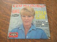 """45 tours PETULA CLARK c'est ma chanson du film de CHARLES CHAPLIN """"la comtesse"""