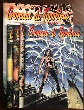 CRONACA DI TOPOLINIA 4a Serie # 1/9 (2005/2008) - Salvatore Taormina