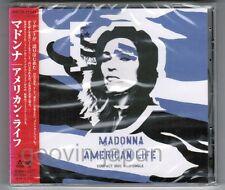 "Sealed MADONNA American Life JAPAN 3-track 5"" CD SINGLE WPCR-11541 w/OBI(faded)"