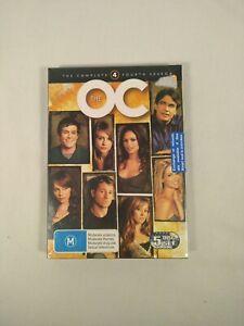 THE OC - SEASON 4 - DVD 5 DISCS - R4 - NEW SEALED - FREE POST
