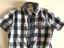 camicia shirt ABERCROMBIE & FITCH MUSCLE TG small nuova!