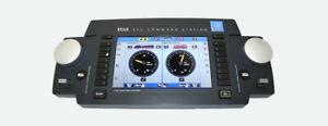 ESU 50210 ECoS 2.1 Zentrale, 6A, TFT Farbdisplay, MM/DCC/SX/M4, Set mit Netzteil