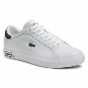 Lacoste Powercourt 220 JD SMA White/Nvy RRP:£85.00