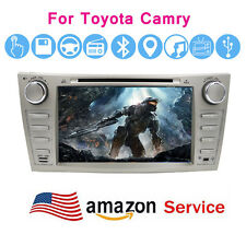 "For Toyota CAMRY 2007-20112 DIN 8"" Car DVD Player GPS Navigation BT Radio Video"