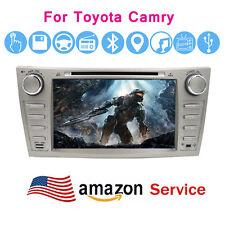 "For Toyota CAMRY 2007-20112 DIN 8"" Car DVD Player GPS Navigation BT Radio Video"