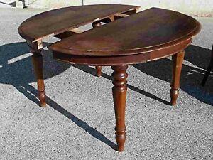 Tavolo Tondo Allungabile A Tavoli Da Pranzo Acquisti Online Su Ebay
