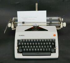Vintage Olympia SM9 Portable Typewriter  5159451