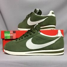 Nike Cortez Classic Leather SE UK11 861535-301 EUR46 US12 Suede nylon basic og
