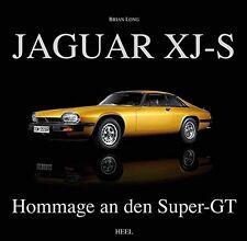 Jaguar XJ-S Hommage an den Super-GT Geschichte Modelle Restaurierung Buch Book