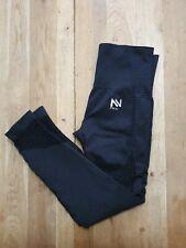black seamless leggings Size S Uk8