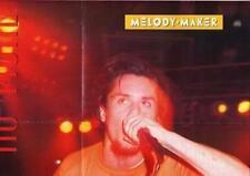 Faith No More Melody Maker 'Free' Mag Poster 1992