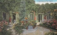 """*Louisiana Postcard-""""Le Petit Theatre du Vieux Carre"""" *New Orleans (U1-LA13)"""