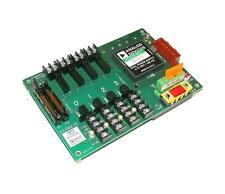 ANALOG DEVICES 4-CHANNEL BACKPLANE CIRCUIT BOARD MODEL 3B03