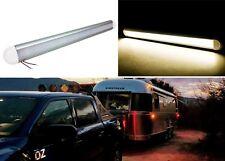 """24"""" LED Dome Light Fixture Marine Boat RV Motorhome Camper waterproof 12v 24v"""