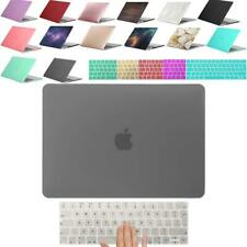 """Rubberized Case Cover with Keyboard Skin for MacBook PRO 13.3"""" A1706 A1989 A2159"""