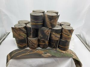 """Shadow Branch Camouflage Tape 2""""×10' 24 Rolls - Hunting - Airsoft - Gun - Bow.."""