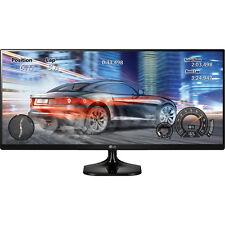 "LG 25UM58 2560 x 1080 Resolution (FHD) 25"" Monitor"