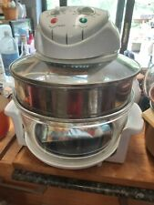 Halogen cooker, multi function with accessories.