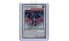Scrap Dragon CT09-EN006 Super Rare Limited Edition YuGiOh Card Mint