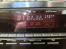 VINTAGE DENON DCD-620 CD Player - PCM Double Super Linear Converter - TESTED