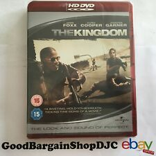 The Kingdom (HD DVD, 2008) *New & Sealed*