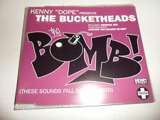 Cd   Kenny  Dope  Presents  The Bucketheads  ‎– The Bomb! (These Sounds Fall In