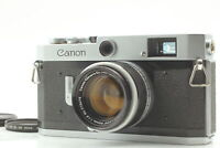[Near MINT] Canon P Rangefinder Film Camera 50mm F1.8 L39 Lens From JAPAN