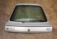 Ford Sierra Mk 2 GT Hatch Back Silver Rear Tale gate Spoiler And Glass Complete
