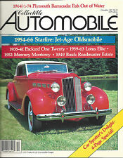 Collectible Automobile Magazine December 1987 Vol 4 - No 4