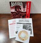 D-day America Invades (ibm Pc, Mac, 1995) Avalon Hill Computer War Game - No Box