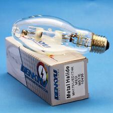 MH175/U/4K/ED17 DENKYU 10436 MH175 Metal Halide Lamp E26 MED M57/E Bulb
