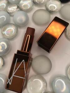 NARS Afterglow Lip Balm in LAGUNA (shimmering bronze) .03oz Travel Sz FREE SHIP
