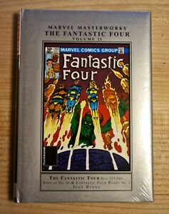 Marvel Masterworks Fantastic Four 21 new and sealed