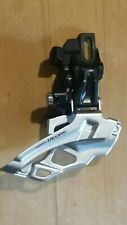 Shimano Deore FD-M616 2 x 10-Speed Top Pull Front Derailleur Direct Mount
