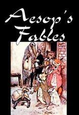 Aesop's Fables, Fiction, Classics, Social Science, Folklore & Mythology (Hardbac