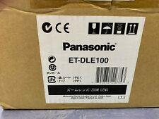 Panasonic ET-DLE100 Short Throw Projector Zoom Lens 1.3-1.8:1 ETDLE100