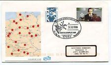 1998 Neubrandenburg Orbitalkomplex Hamburg Deutsche Bundespost SPACE NASA
