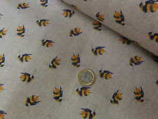 Bumble Bumble Bee By Kanvas Benartex Collection Quilting Clothing Cotton Fabric